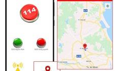 """Có sự cố về cháy nổ, tai nạn: Gọi khẩn cấp qua ứng dụng """"HELP 114"""""""