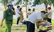 55 người ở TP Biên Hoà bị xử phạt vì không đeo khẩu trang nơi công cộng