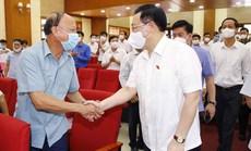Chủ tịch Quốc hội Vương Đình Huệ: Nếu ngồi phòng lạnh để làm luật sẽ không sát thực
