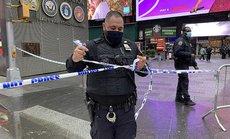 Xả súng ngay giữa quảng trường Thời đại ở New York