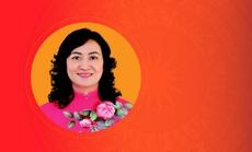 Bà Phan Thị Thắng: Lắng nghe tiếng nói thẳng nói thật từ cử tri...