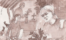 """Cuộc thi viết """"Từ trong ký ức"""": Chuyến đi cuối cùng của nội"""
