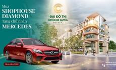 Meyhomes Capital Phú Quốc tặng khách hàng xe Mercedes C180