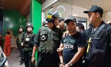 """Đang xét xử Toàn """"đen"""" - giang hồ cộm cán ở Biên Hòa"""