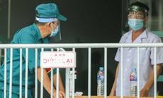 CLIP: Phong toả chung cư ở Sài Đồng liên quan ca dương tính SARS-CoV-2 chưa rõ nguồn lây