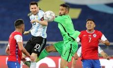Messi lập siêu phẩm, Argentina chia điểm tiếc nuối với Chile