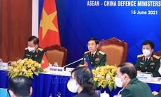 Ủng hộ lập đường dây nóng Bộ trưởng Quốc phòng ASEAN - Trung Quốc