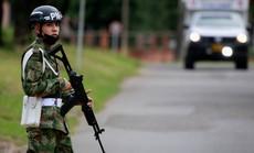 Xe bom xé toạc căn cứ quân sự Colombia, ít nhất 36 người bị thương