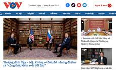 Hội Nhà báo Việt Nam đề nghị điều tra, xử lý nghiêm hành vi tấn công mạng Báo Điện tử VOV