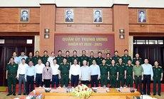 Xây dựng Đảng bộ Quân đội trong sạch, vững mạnh, mẫu mực
