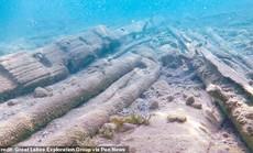 """Mỹ: Tìm thấy con tàu bị """"nguyền rủa"""" sau 350 mất tích"""