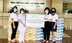 Orgalife trao tặng hơn 1 tỷ đồng sản phẩm dinh dưỡng cho bệnh nhân và cán bộ y tế chống dịch Covid-19