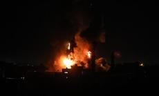 Căng thẳng leo thang, Israel tiếp tục không kích dải Gaza
