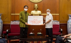Japfa ủng hộ 1 triệu USD vào Quỹ vaccine phòng, chống Covid-19