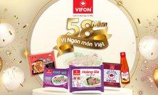 VIFON 58 năm một hành trình: Vất vả nhưng xứng đáng