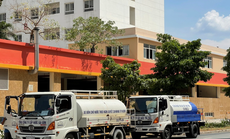 Sawaco nỗ lực cung cấp nước sạch miễn phí cho Khu cách ly tập trung, Bệnh viện dã chiến điều trị Covid-19 tại TP HCM