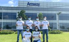Amway Việt Nam hỗ trợ tuyến đầu chống dịch khu vực phía Nam