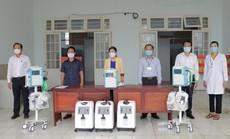 Tạo Tín Phát và Kavi Group hỗ trợ thiết bị cho Bệnh viện dã chiến TP Đồng Xoài