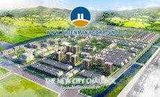 Tập đoàn Thiên Minh xây dựng khu đô thị tại trung tâm TP Châu Đốc