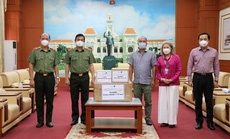 150.000 sản phẩm dinh dưỡng được Masan trao tặng đến bệnh nhân điều trị Covid-19