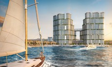 Sun Property ra mắt dòng căn hộ thượng lưu The Platinum tại dự án Sun Marina Town