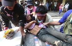 Thái Lan: Cảnh sát trấn áp người biểu tình