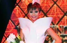 """Mâu Thanh Thủy đăng quang """"Vietnam's Next Top Model"""" 2013"""