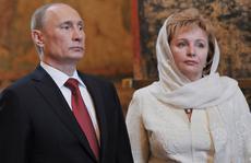 Ông Putin chính thức ly hôn vợ