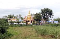 Đột nhập chùa trộm 3,6 cây vàng