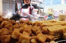 Quán đậu phụ lãi vài chục triệu mỗi tháng ở Sài Gòn
