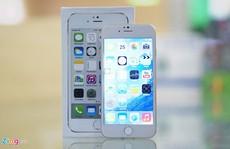 iPhone 6 đầu tiên xuất hiện tại TP HCM