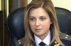 EU nặng tay với nữ Công tố viên xinh đẹp của Crimea