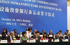 Mỹ lo ngại AIIB