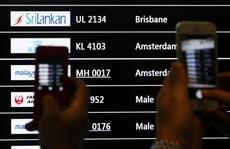 Cổ phiếu Malaysia Airlines rớt thê thảm