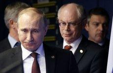 EU tiếp tục trừng phạt Nga