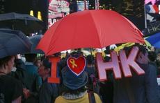 64 thành phố trên thế giới ủng hộ cuộc biểu tình ở Hồng Kông