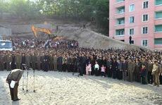 Triều Tiên: Tử hình 4 kỹ sư trong vụ sập tòa nhà
