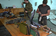 Quân ly khai Ukraine thề tử chiến