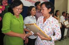 Hơn 4,2 tỉ đồng giúp con CNVC - LĐ nghèo hiếu học