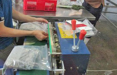Vụ 'thương lái Trung Quốc mua lá khoai lang': Cái lá cũng có giá