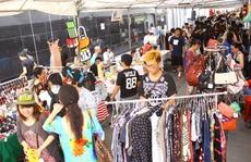 Kinh doanh chợ phiên Sài Gòn kiếm hơn chục triệu một ngày