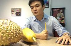 Chuyên viên ngân hàng nghỉ việc đi bán trái cây online