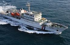 Đài Loan huy động tàu tuần tra đối phó tàu Trung Quốc