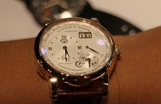 Choáng váng với thú chơi đồng hồ tiền tỉ của người Việt