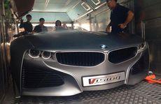 Siêu phẩm BMW lộ diện ở Việt Nam