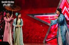 Nhóm kịch diễn 'Thanh Xà - Bạch Xà' vào bán kết Tài năng Việt