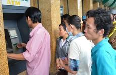 Giao dịch thẻ: Đề phòng mất tiền