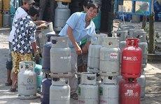Giá gas giảm 31.000-33.000 đồng/bình