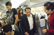 Hàng miễn thuế lên máy bay