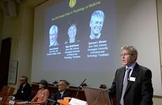 "Nobel Y học vinh danh ""GPS trong não"""